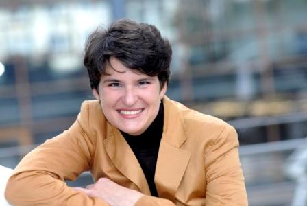 Baden-Württembergs Umweltministerin Tanja Gönner
