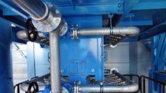 Die strömungsoptimierte, neu entwickelte zweistufige Metso Venturi-Kehle setzt neuen Standard in der nassen Reinigung.