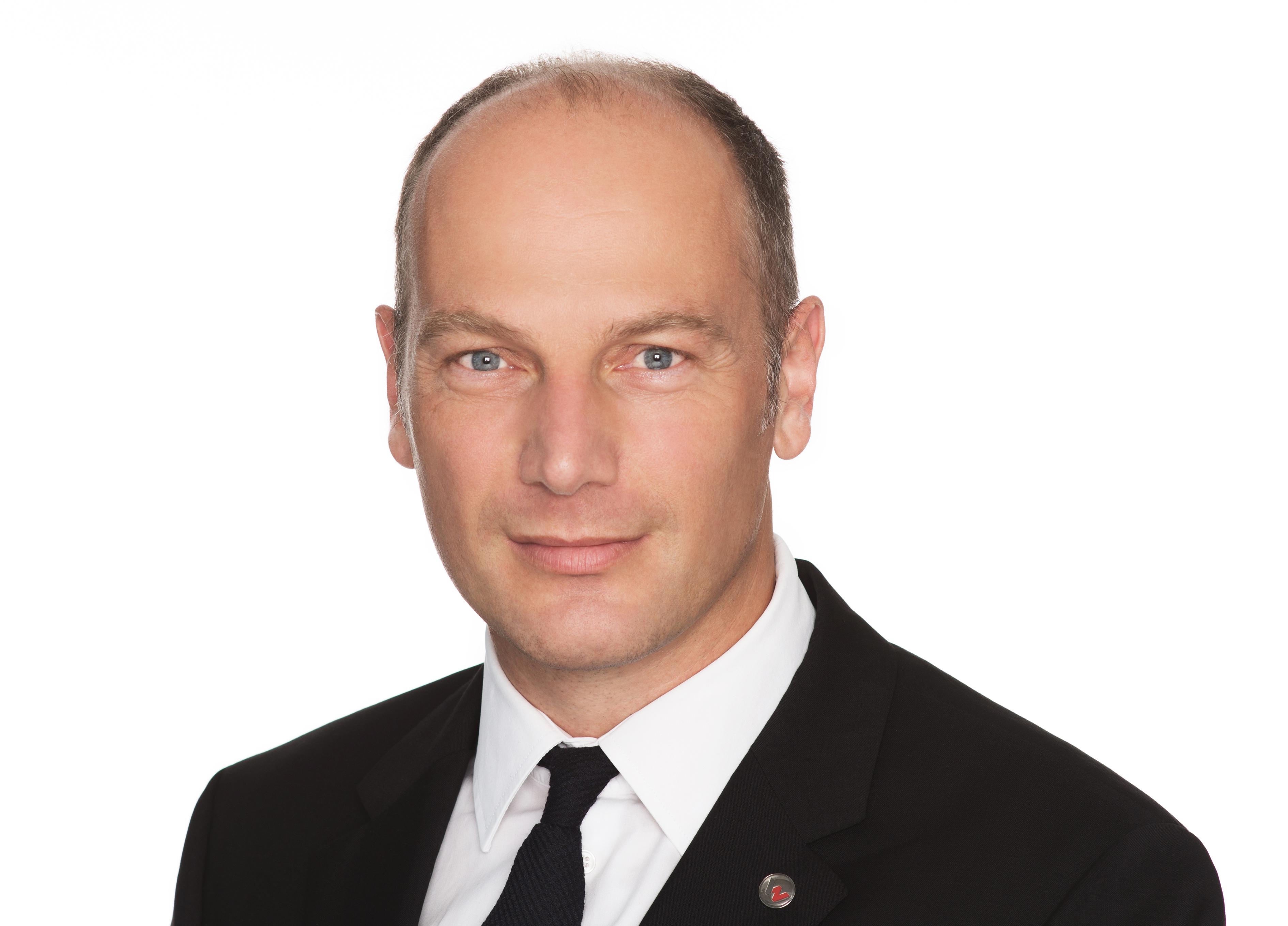 Alexander Greschner neuer Vertriebsvorstand bei Wacker Neuson