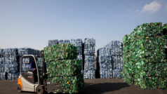 PET-Recycling PET-Ballen