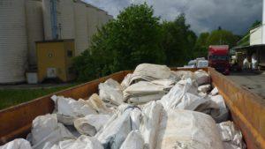 Agrarfolienrecycling