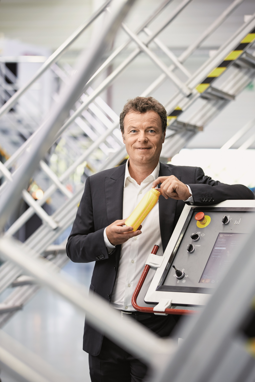 Alpla-CEO Günther Lehner (Foto: ALPLA)