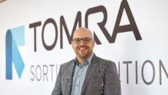 Frank van de Winkel, Business Development Manager Metals, Tomra Sorting Recycling (Foto: Tomra Sorting Recycling)
