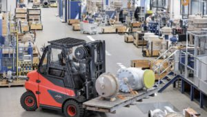 Foto: Linde Material Handling GmbH